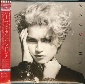MADONNA - JAPAN CARDSLEEVE MINI LP CD